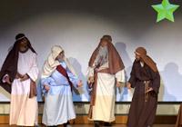 설교자 사랑소극단연극