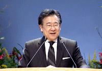 설교자 김원기 목사