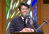 설교자 이선복 목사