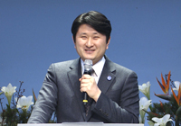 설교자 김승진 목사